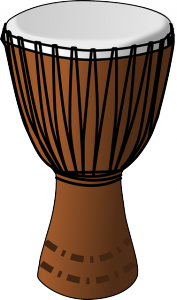 African Drum, djembe, music-therapy-benefits-mental-health